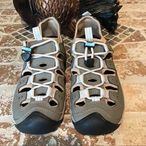Keen prea-owned size 7.5